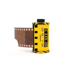 camera mm 3D model
