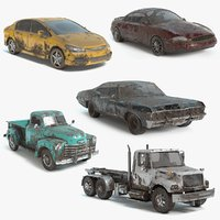 Abandoned Vehicles Collection