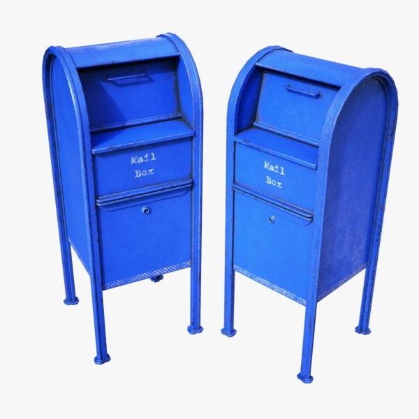 3D ready mail box