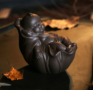 zb carved tea ceremony model