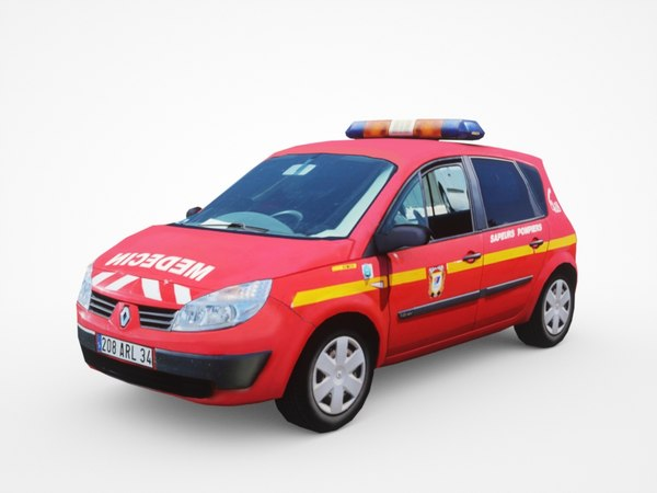 renault scenic medics model