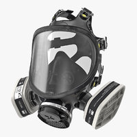 Safety Full Face Respirator
