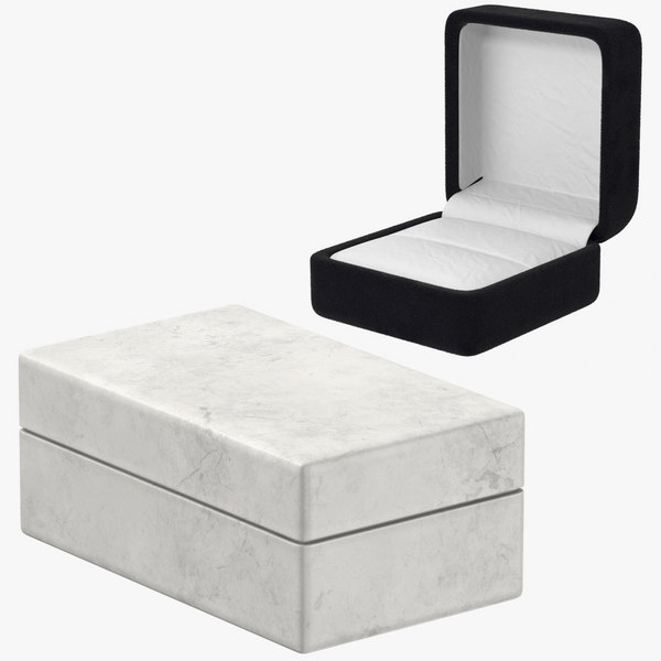 jewelry boxes model