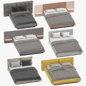 3D bedrooms 01