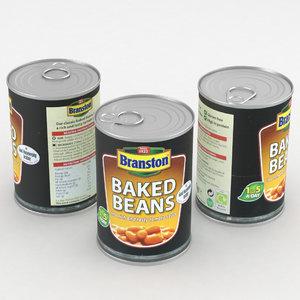 food beans model