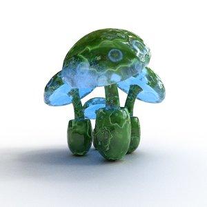 mushrooms model