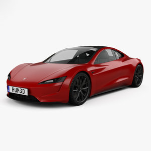 3D roadster 2020 2