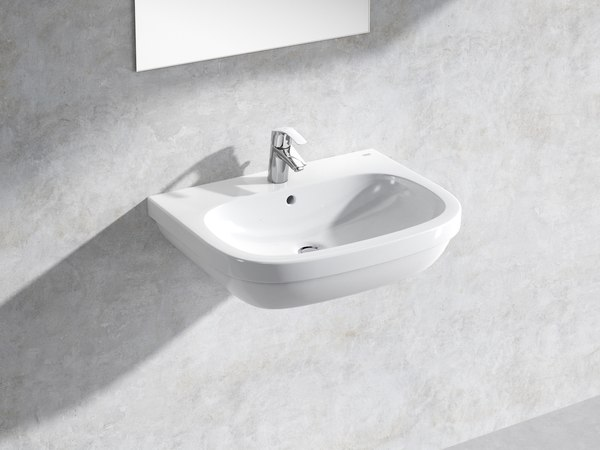 euro wall-hung basin 65 3D