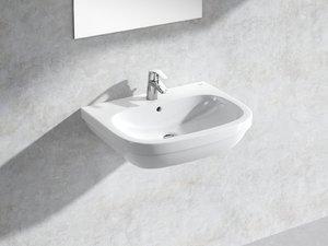 euro wall-hung basin 65 3D