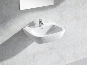 euro wall-hung basin 60 3D model