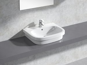 eurosmart countertop basin 60 3D