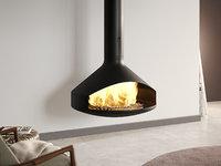 ergofocus fireplace focus 3D