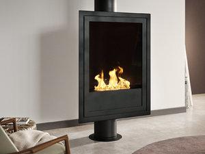 3D eurofocus gas fireplace focus