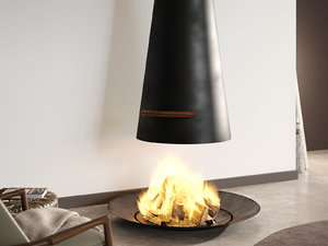 filiofocus telescopic fireplace focus 3D