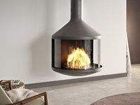 hubfocus fireplace focus 3D model