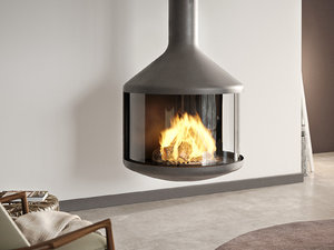 hubfocus fireplace focus 3D model