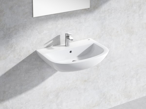 bau wall-hung basin 65 3D model