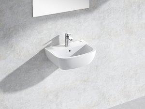 bau wall-hung basin 45 3D model