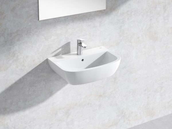bau wall-hung basin 55 3D