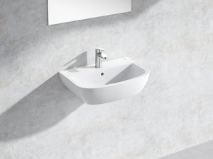 bau wall-hung basin 55 3D