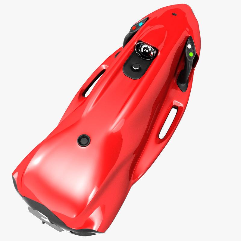 seabob diving scooter model