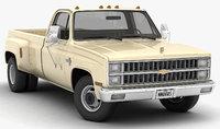 CHEVROLET C30 SILVERADO DUALLY 2WD 1981