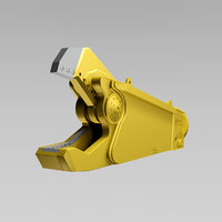 3D model cutting offshore