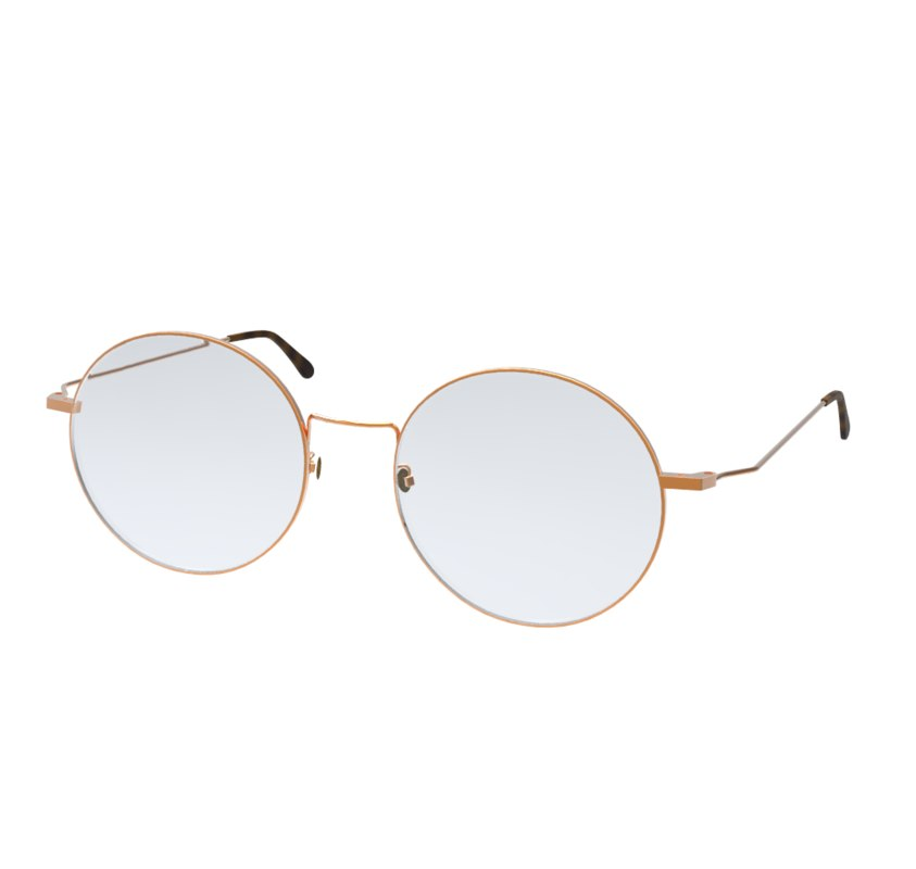 3D model product glasses