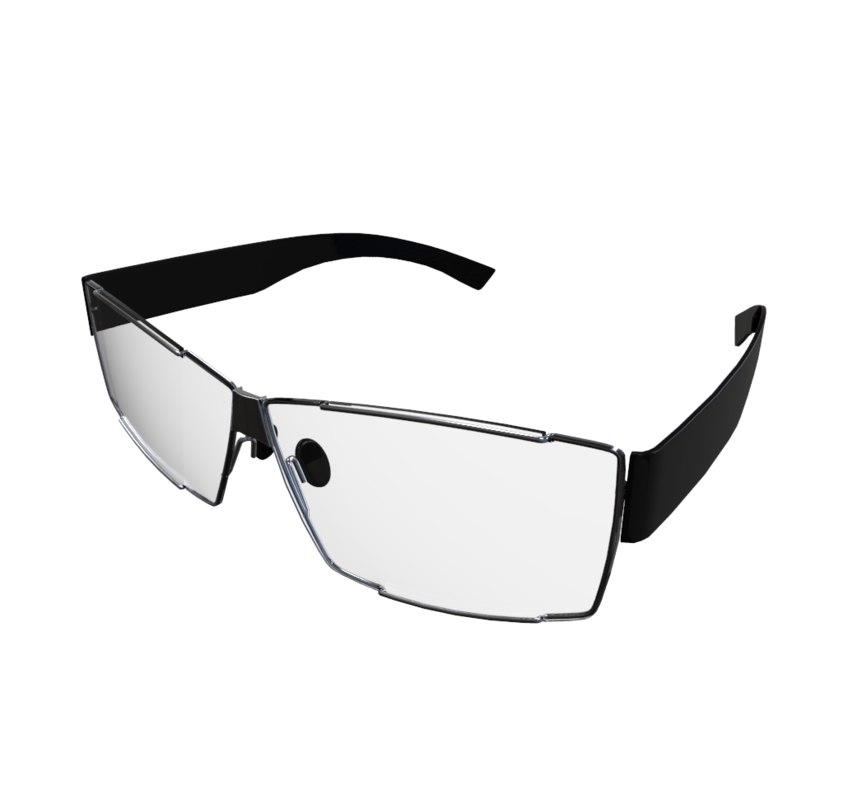 glasseswearproducts vr 3D model
