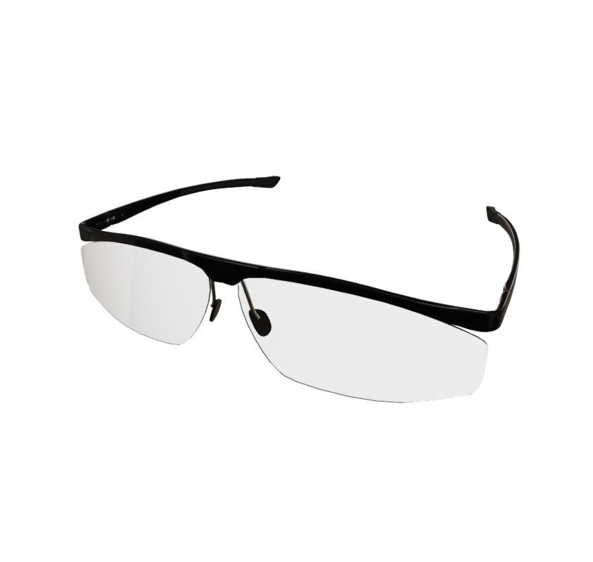 3D glasses vr model