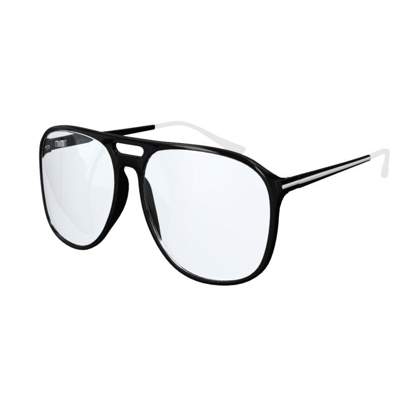 glasses vr 3D model