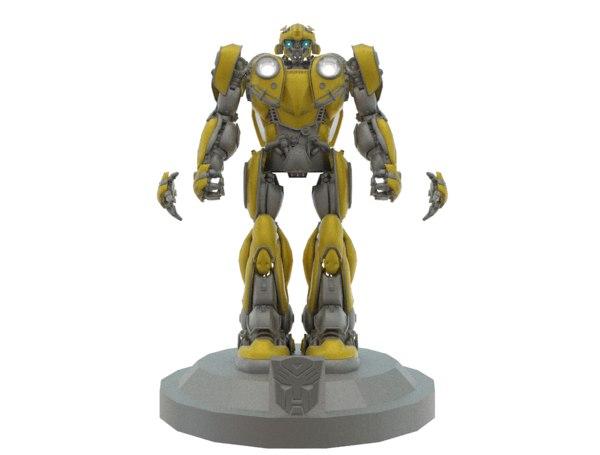 3D bumblebee