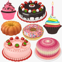 Cake Collection 3