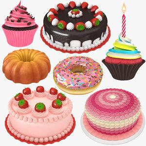cake 3 model