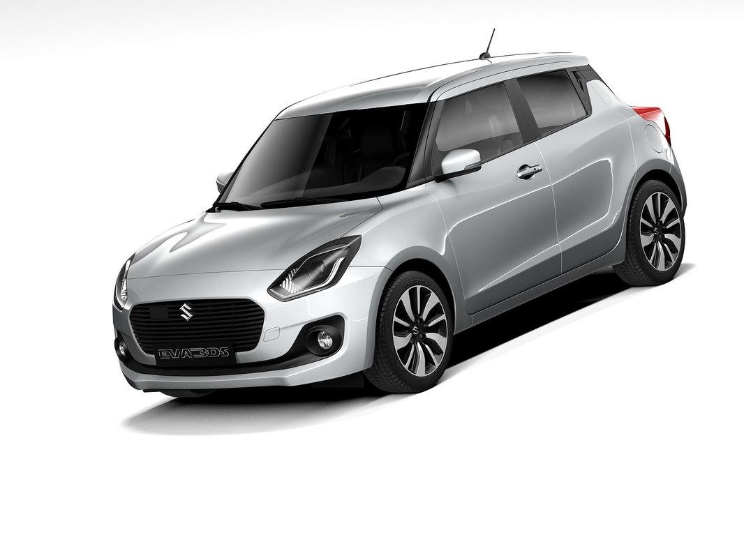 2020 Suzuki Swift Redesign and Concept