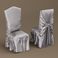 turri wedding chairs 3D model