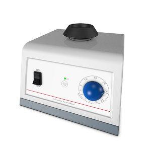 3D vortex mixer