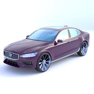 2019 3D model