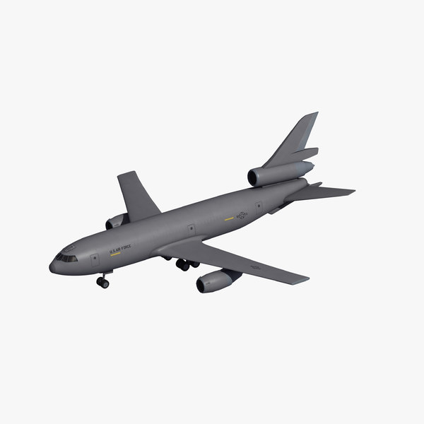 3D kc-10 extender model