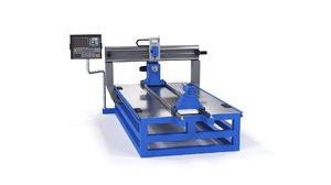 3D milling machine cnc