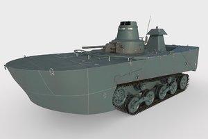 3D model type 2 ka-mi