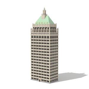 tower kodak 3D model