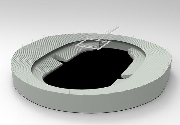 movistar arena model