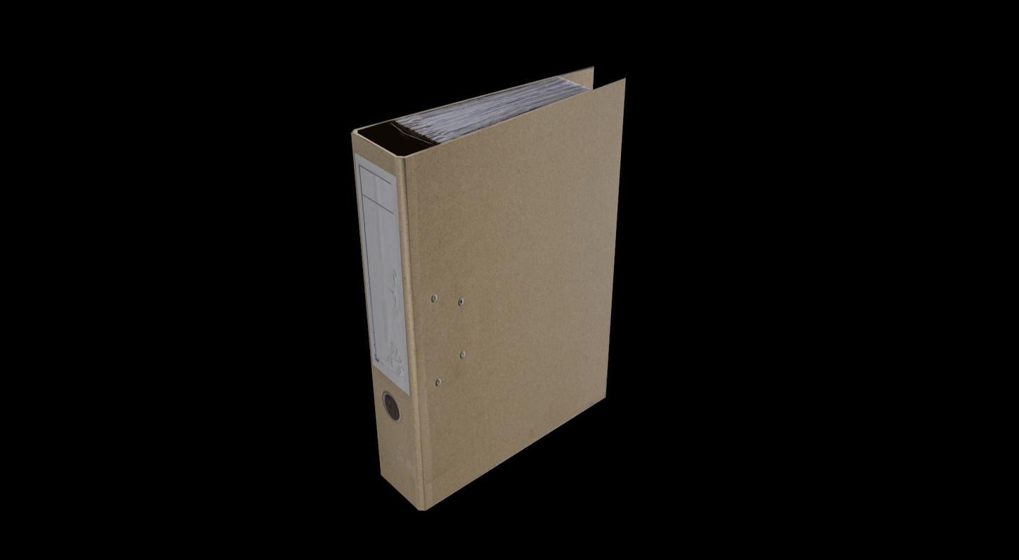 file 3D model