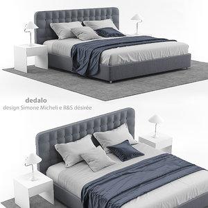 dedalo bed desiree model