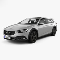 3D opel insignia country
