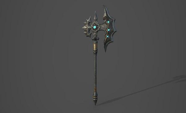 axe fantasy model