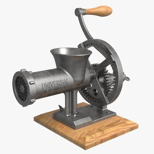 universal meat chopper model