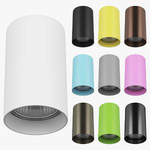 3D spot light rullo lightstar