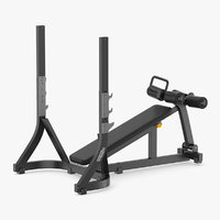 gym fitness weight model